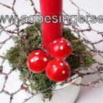 Allergirigtig juledekoration