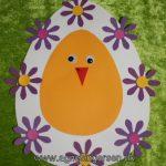 Den meget nemme kylling i ægget