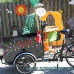Min fantastiske dagplejecykel
