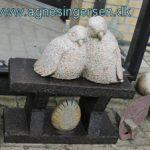 Fundablok og stenkunst