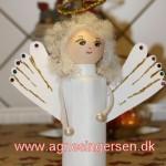 Mælkekartons engel