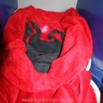 Simpel sovepose til kybbe eller barnevogn