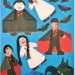 Dracula og andre Halloween ideer