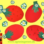 Jordbær til far