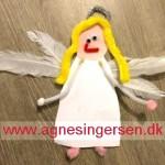 Englen fra Den Kreative Julekalender