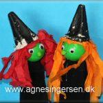 Hekse hånddukker