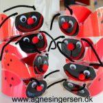 Mariehøne masker