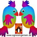 Papegøjen fra Sjov Med Hænder