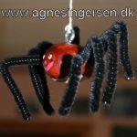 Kastanje edderkoppen