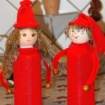 Julenisser i flere sværhedsgrader