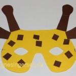 Girafmaske