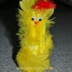Nem påskekylling, høne eller hane
