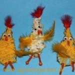 Garnkylling eller høne