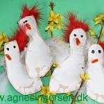 Hønsefødder