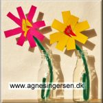 Blomster nemme at lave