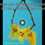Kyllingekrans diy film